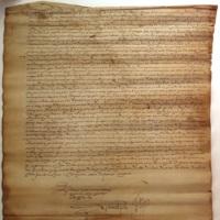 Lettres patentes 03-08-1591 (AD 64, E dépôt Bedous, DD 27) photo 1.jpg