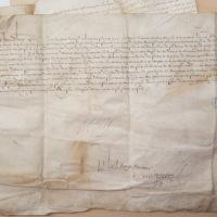 Brevet 18-08-1575 AD Haute-Vienne, 1 E 1 (179) - photo 1.jpg
