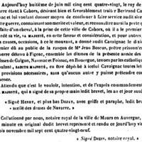 Brevet donné par le roi de Navarre à B. Cavaignac (Cahors, 08-06-1580).png