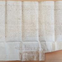 Lettres patentes sur les modalités d'élection des consuls à Saint-Ybars (11-11-1556), photo 1.jpg