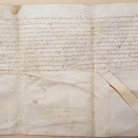 Brevet 19-06-1568 AD Haute-Vienne, 1 E 1 (179) - photo 1.jpg