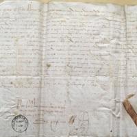 Lettre de commission de Jeanne d'Albret pour la pacification du comté de Foix (Sées, 23-03-1567).jpg
